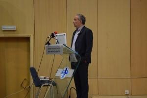Ομιλία Νίκου Λυγερού για την ΑΟΖ στην Τρίπολη (video - pics)
