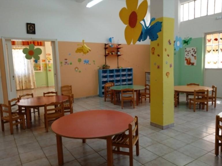Εγγραφές νηπίων στους παιδικούς σταθμούς για το έτος 2021 - 2022