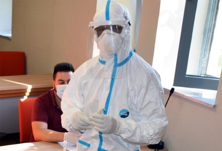 Καταγράφηκαν 61 νέα κρούσματα covid 19 στην Περιφέρεια Πελοποννήσου το Σαββατοκύριακο 14-15 Νοεμβρίου