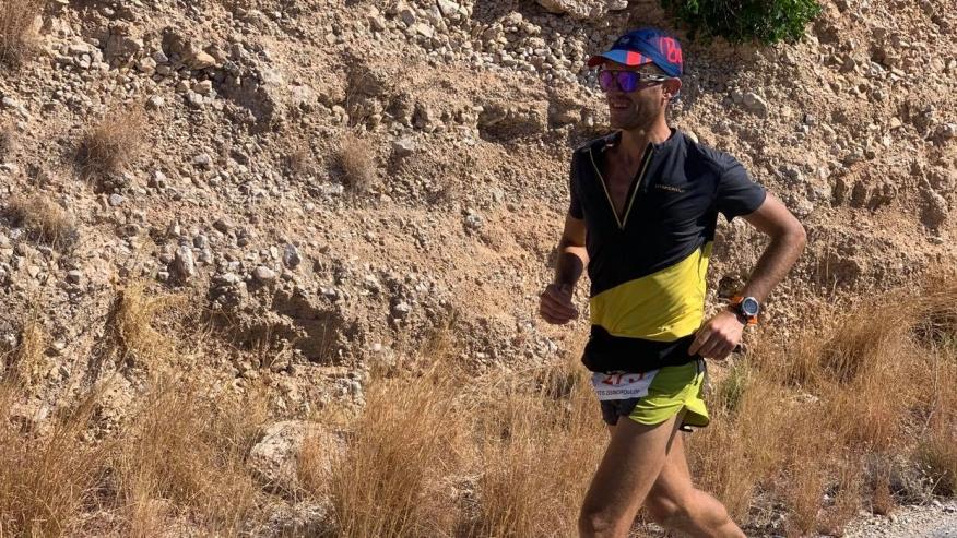 Φώτης Ζησιμόπουλος | Έλληνας τερματίζει πρώτος στο Σπάρταθλον μετά από 23 χρόνια