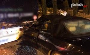 Τροχαίο ατύχημα στα διόδια Μάναρη (photo)