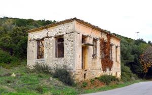 Εκστρατεία αποκατάστασης διατηρητέου Δημοτικού Σχολείου Κάτω Αμπελοκήπων Μεσσηνίας