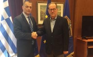 Συμφωνία για παραχώρηση από το ΥΕΘΑ στην Περιφέρεια Πελοποννήσου των στρατοπέδων Τρίπολης και Ναυπλίου