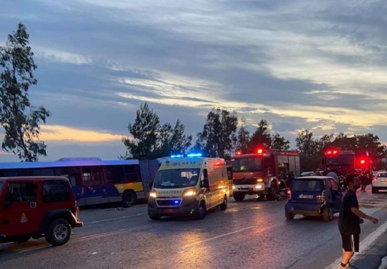 Τροχαίο δυστύχημα με θύμα Τριπολιτσιώτη στο Λαγονήσι (pics)