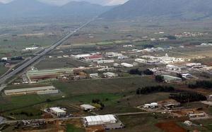 Εργατικό ατύχημα σε επιχείρηση που βρίσκεται στην Βιομηχανική Περιοχή Τρίπολης