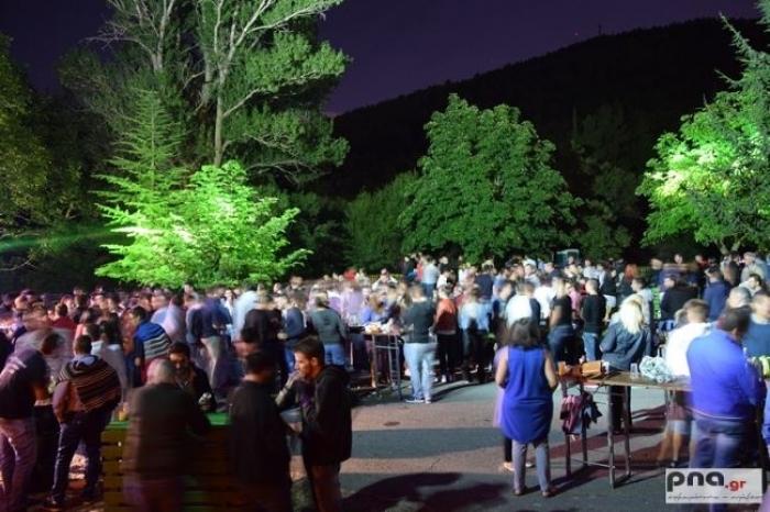 Για 3η συνεχόμενη χρονιά το party της Νεολαίας Λεβιδίου