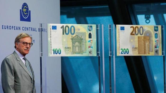 Έρχονται νέα νομίσματα των 100 και 200 ευρώ
