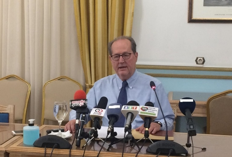 Τα θέματα που έθεσε ο περιφερειάρχης στον πρωθυπουργό, στην συνάντηση τους (video)