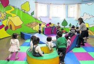 40.000 λιγότερα παιδιά στους παιδικούς σταθμούς