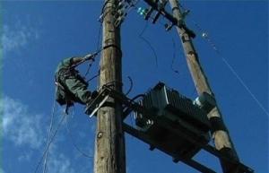 Διακοπή ηλεκτροδότησης σε περιοχή της Γορτυνίας