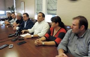 Θανάσης Βασιλόπουλος: Συνεργασία χωρίς εκβιασμούς και ομηρία