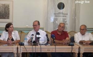 Τους έξι θεματικούς Αντιπεριφερειάρχες ανακοίνωσε ο Περιφερειάρχης Πελοποννήσου (video)