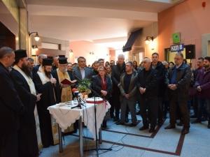Δήμος Τρίπολης | Διοίκηση και εργαζόμενοι έκοψαν την πίτα τους (video - pics)