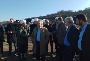 Στο Λιγνιτικό Κέντρο της ΔΕΗ στη Μεγαλόπολη ο περιφερειάρχης Π. Νίκας και ο υφυπουργός Ενέργειας Γ. Θωμάς (pics)