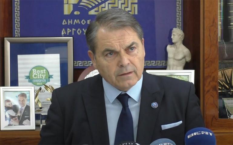 Πελοπόννησος ΑΕ| Δ. Καμπόσος: Ο κ. Νίκας με περισσή αλαζονεία και εγωκεντρισμό προκαλεί με τη στάση του