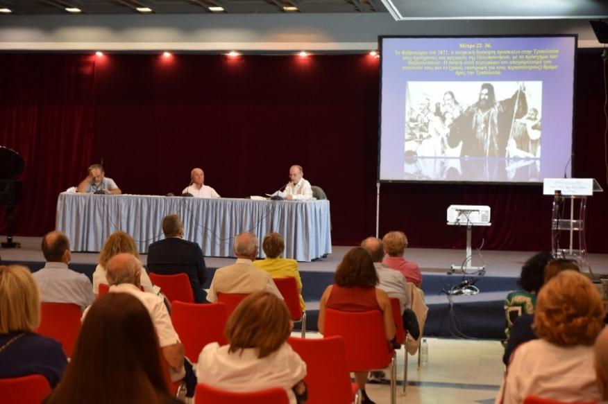 Η παρουσίαση του συμφωνικού έργου του Γιώργου Κατραλή στην Τρίπολη (pics - vid)