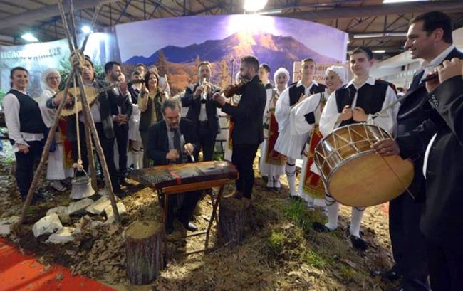 Με «τιμητική διάκριση» της Περιφέρειας Πελοποννήσου ολοκληρώθηκε η Έκθεση «Κυνηγεσία 2018»