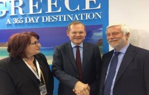 Τατούλης: «Τεράστια επιτυχία για τον τουρισμό της Ελλάδας το Συνέδριο των Τουριστικών Πρακτόρων της Γερμανίας στην Πελοπόννησο το 2020»