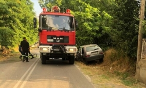 Νεκρός o 36χρονος στο τροχαίο στο δρόμο Τρίπολης - Άστρους (pics)