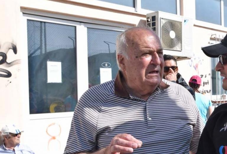 Κώστας Τζιούμης: Συλλυπητήρια για το θάνατο του Τριπολιτσιώτη αθλητή και πρώην ομοσπονδιακού προπονητή, Μανώλη Μανωλόπουλου