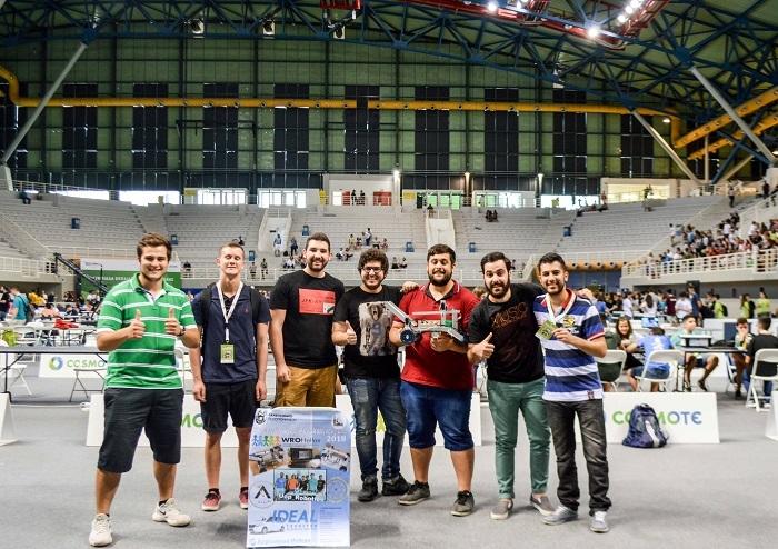 Ευχαριστήρια επιστολή της Ρομποτικής ομάδας UOP Robotics του πανεπιστημίου Πελοποννήσου