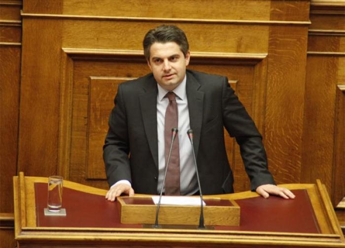 """Οδυσσέας Κωνσταντινόπουλος: """"Θέλω να πιστεύω ότι η Κυβέρνηση δεν έχει εμπλέξει στα εθνικά ζητήματα τα οικονομικά"""""""