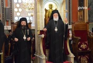 Η Διαβεβαίωση του Επισκόπου Τεγέας Θεοκλήτου (video - pics)