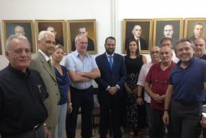 Νεκτάριος Φαρμάκης: «Ανάπτυξη της τοπικής επιχειρηματικότητας για τη δημιουργία νέων θέσεων εργασίας»