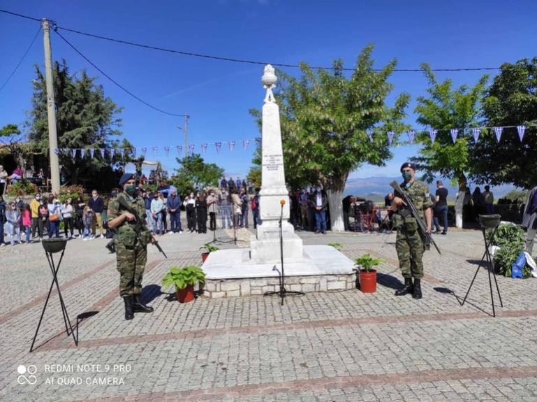 Εορτασμός της Ιστορικής Μάχης των Βερβένων της 18ης Μαΐου 1821