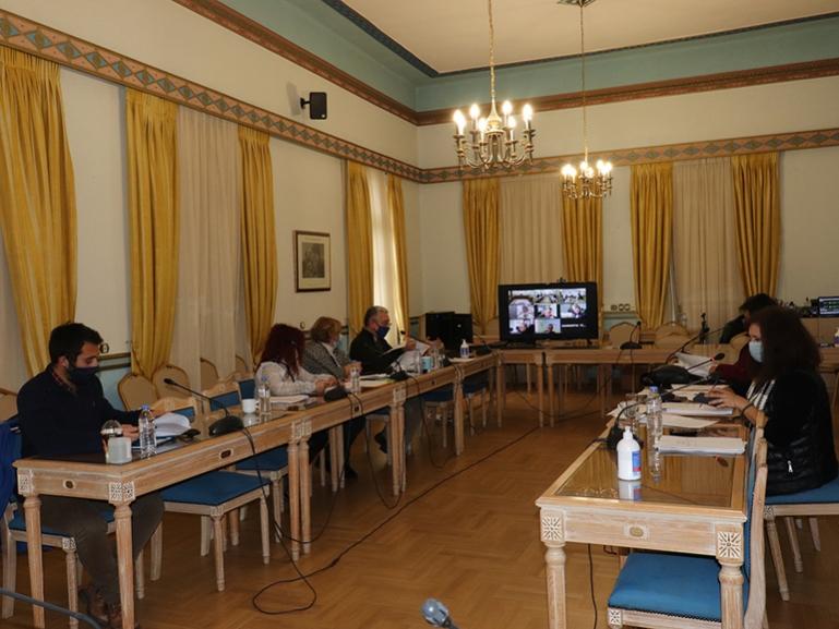 Αποφάσεις για σειρά σημαντικών θεμάτων από την Οικονομική Επιτροπή της Περιφέρειας Πελοποννήσου