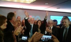 Μήνυμα νίκης από την πρώτη Κυριακή έδωσαν οι Πελοποννήσιοι της Αθήνας στον Πέτρο Τατούλη (video - pics)