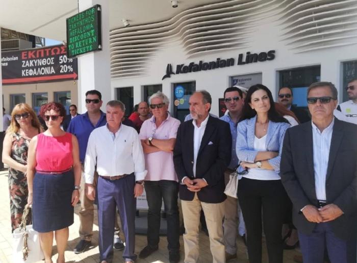 Ξεκίνησε τη λειτουργία του το Γραφείο Τουριστικής Πληροφόρησης στο λιμάνι Κυλλήνης