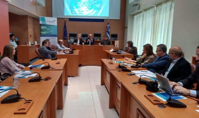 """Πραγματοποιήθηκε η συνάντηση εργασίας """"Rur@l SMEs"""" για την επιχειρηματικότητα και τις Μικρομεσαίες Επιχειρήσεις"""