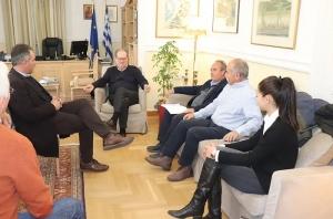 Μελέτη βιωσιμότητας για μόνιμο εκθεσιακό κέντρο στην Τρίπολη