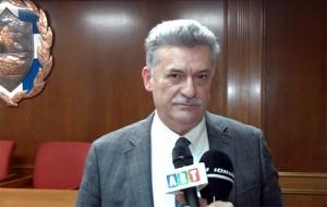 Β. Νανόπουλος: Φροντίζουμε να τακτοποιήσουμε το Δήμο Κορινθίων