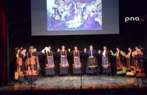 Παρουσιάστηκαν «Οι Ηρωίδες του 1821» από το Λύκειο Ελληνίδων Τρίπολης  (video - pics)