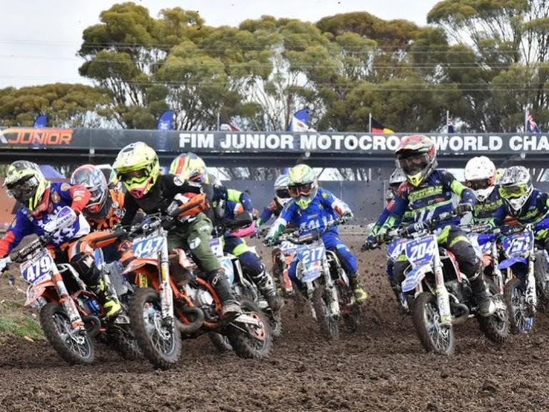 Παγκόσμιο Πρωτάθλημα Junior Motocross 2021 το διήμερο 31/07 & 01/08