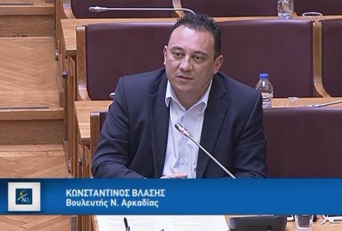 Ξεκάθαρο ΟΧΙ Κώστα Βλάση και ΝΔ στο Σχέδιο Νόμου που ΣΥΡΙΖΑ και ΑΝΕΛ έφεραν στη Βουλή για την πώληση των λιγνιτικών μονάδων της ΔΕΗ (video)