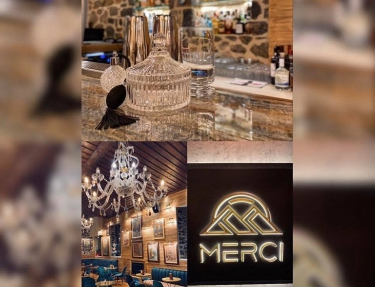 Ένας ξεχωριστός χώρος χαλάρωσής στην Βυτίνα Αρκαδίας το MERCI Lounge Cafe Bar