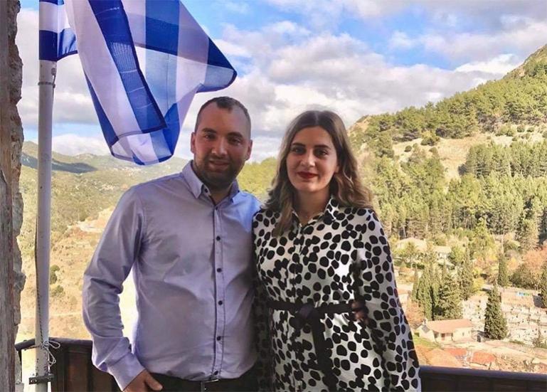 Γάμος στη Δημητσάνα εν μέσω καραντίνας - Ευχές από το Δήμο Γορτυνίας